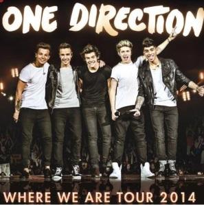 1d tour